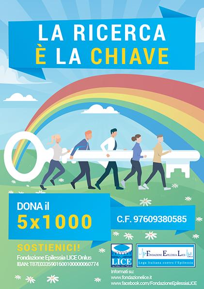 Locandina 5x1000 2020
